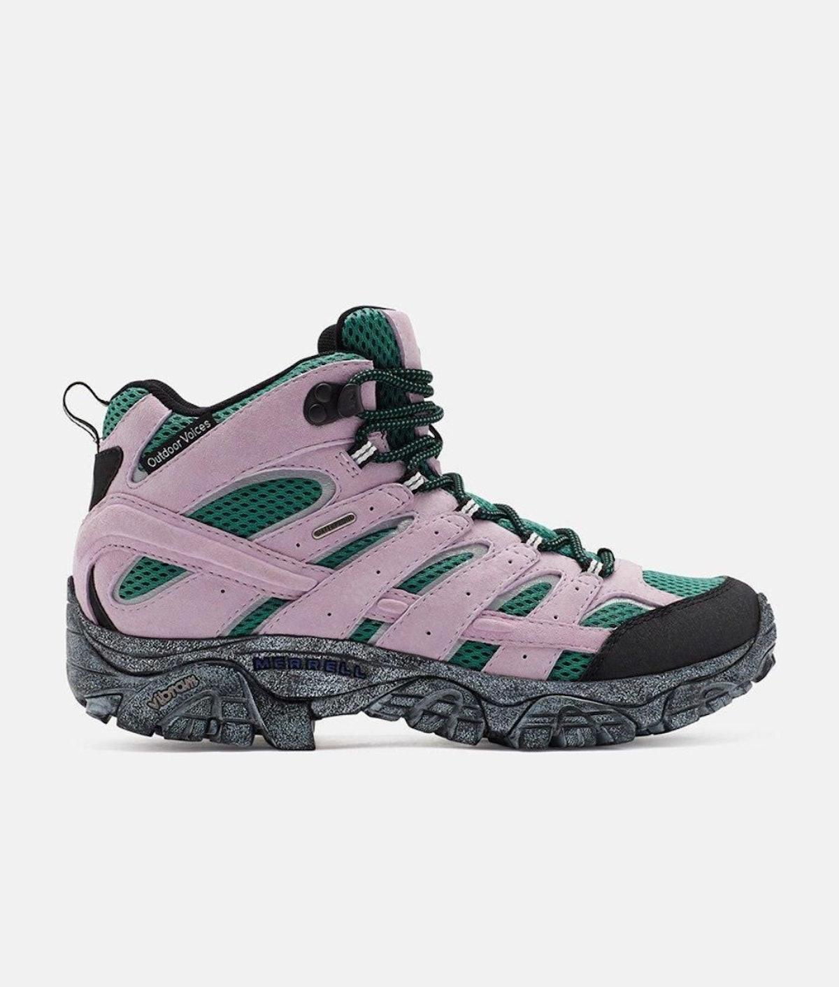 Moab Hiking Boots