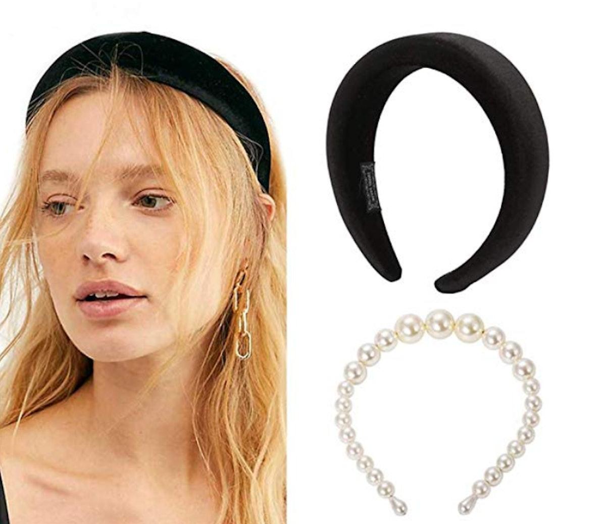 POPINK Womens Padded Headbands