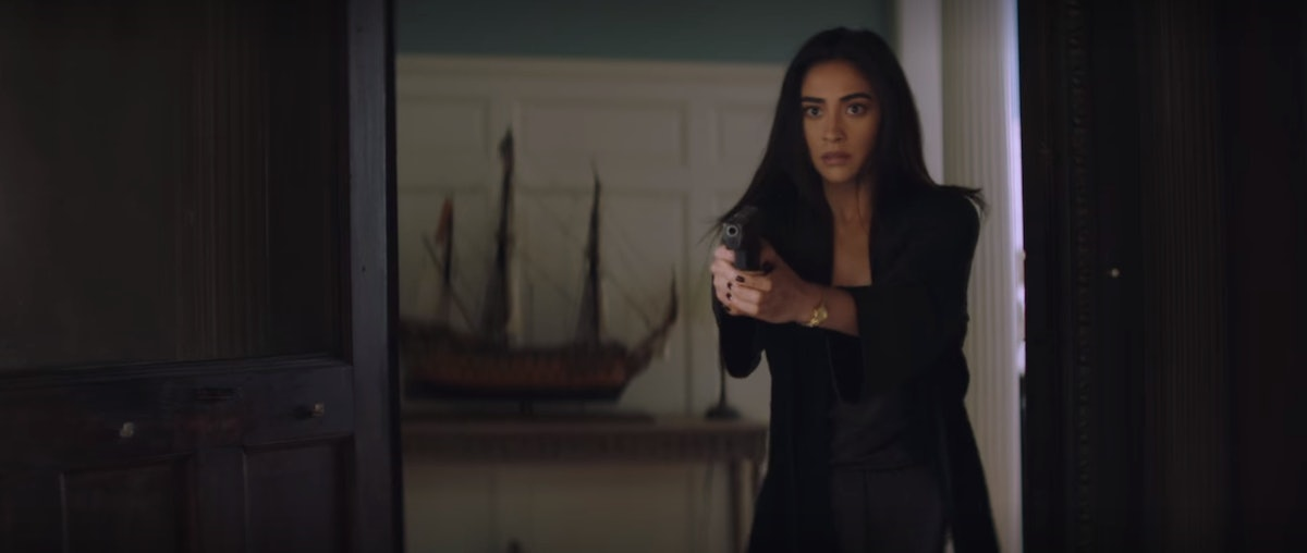 Will Shay Mitchell return as Peach in Season 2 of 'You' on Netflix?