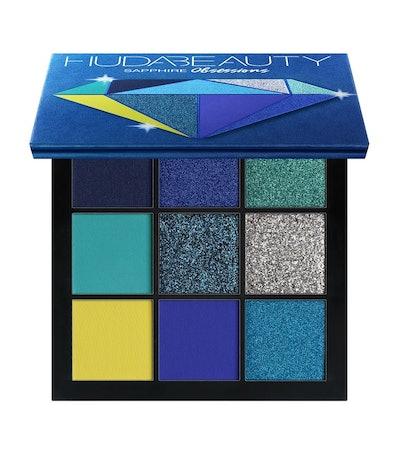 Huda Beauty Sapphire Obsessions Eyeshadow Palette