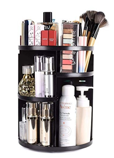 sanipoe 360 Rotating Makeup Organizer