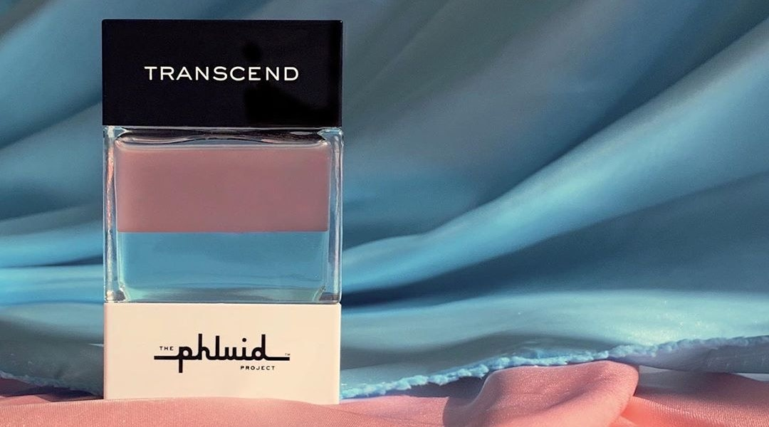 Transcend fragrance from Scent Beauty and The Phluid Project's Scent Elixir Collection