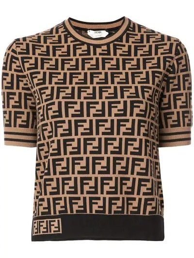 FF Short Sleeve Sweater