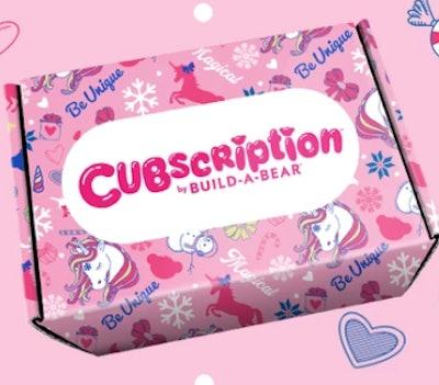 Cubscription by Build-A-Bear