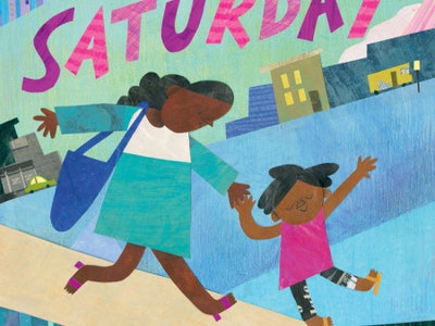 Saturday by Oga Mora