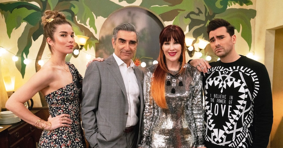 The 'Schitt's Creek' Season 6 Teaser Is Filled With Frustrated Screams