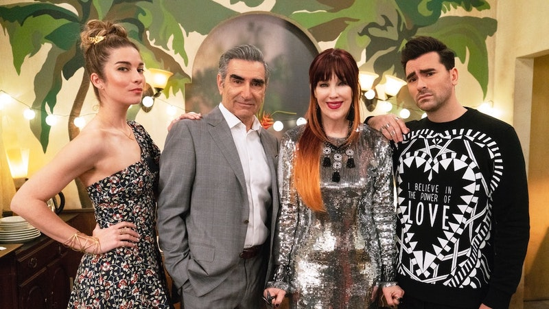 The 'Schitt's Creek' Season 6 Teaser Is All About Frustrated Screams
