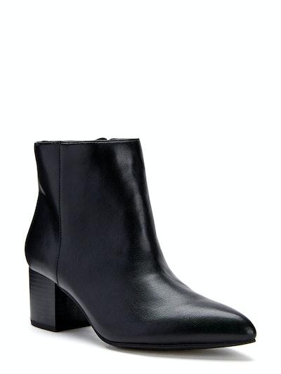 Portland Boot Company Women's Karen Block Heel Booties