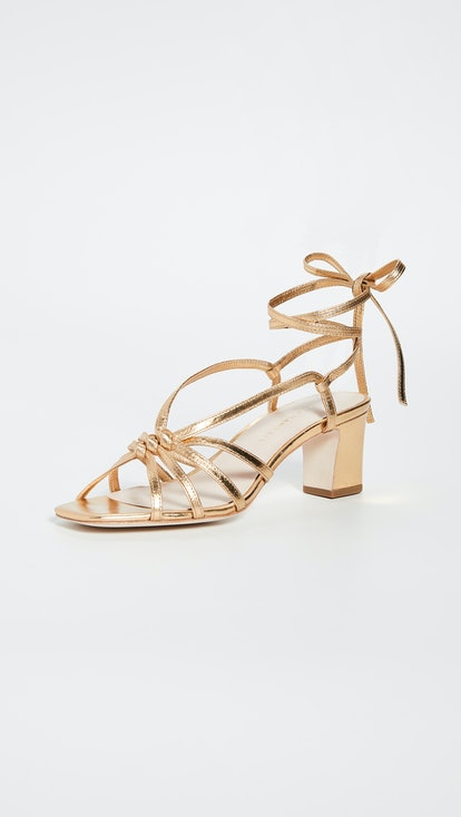 Libby Knotted Wrap Sandals