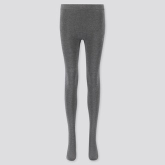 Heattech Extra Warm Pile-Line Tights