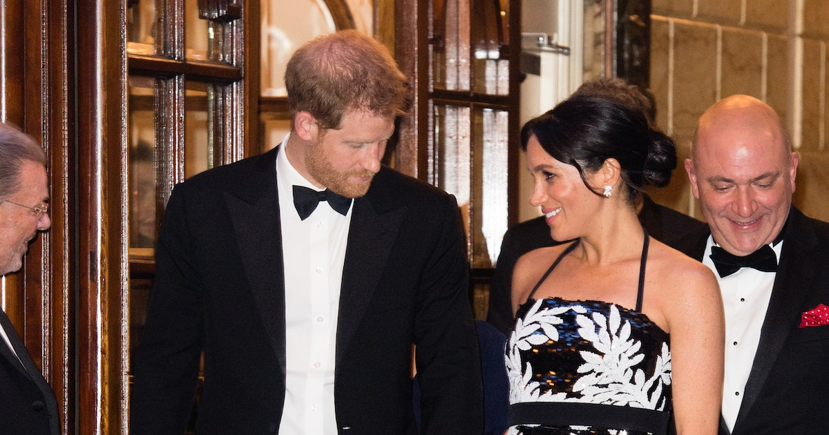 Why Aren't Meghan & Harry At The Royal Variety Performance 2019?