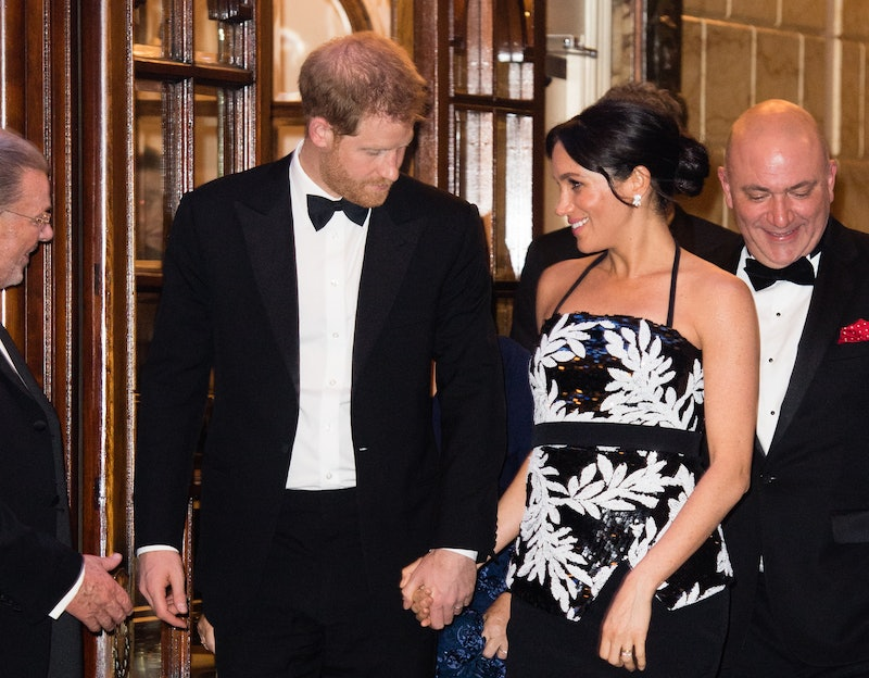 Meghan & Harry At The Royal Variety Performance 2018