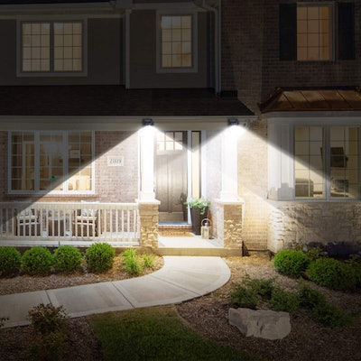 URPOWER Motion-Activated Solar Lights