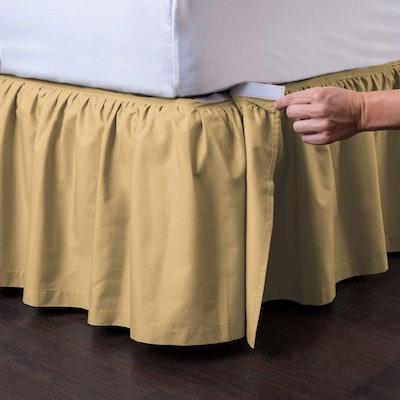 Ashton Detachable Bedskirt