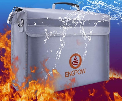 ENGPOW Fireproof Safe