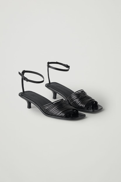 Heeled Strappy Sandals