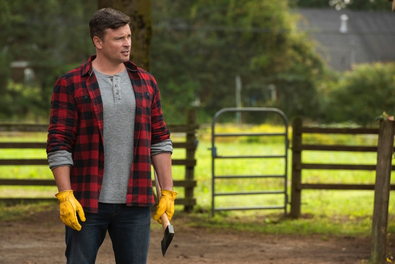 Tom Welling loved that Smallville twist on Crisis on Infinite Earths.