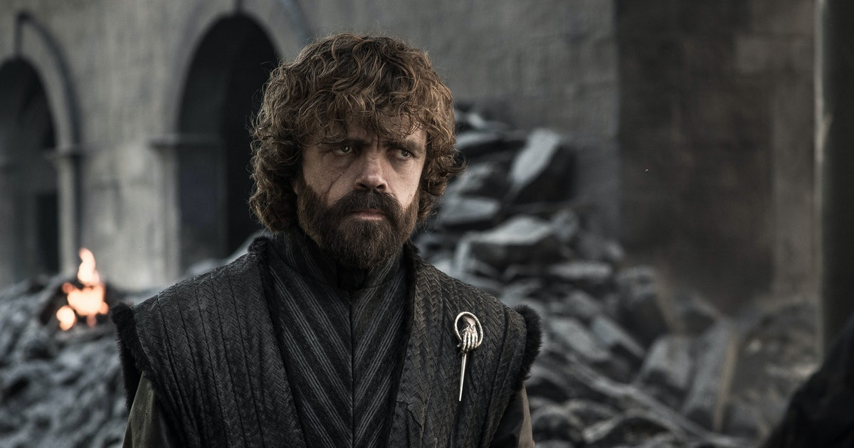 Peter Dinklage Has A Message For Fans Who Named Their Daughters Khaleesi