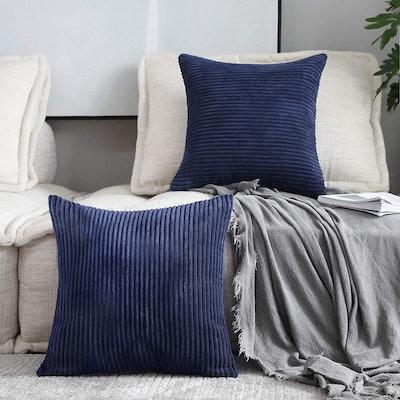 Home Brilliant Throw Pillows (2-Pack)