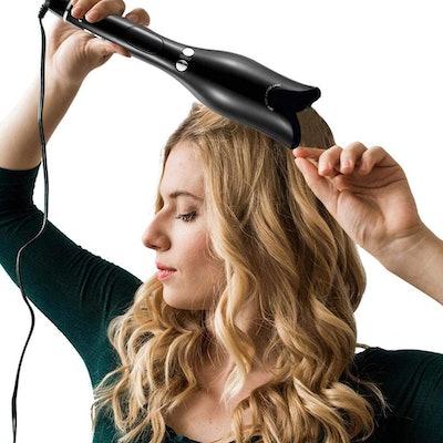 Bonsnail Automatic Ceramic Rotating Hair Curler