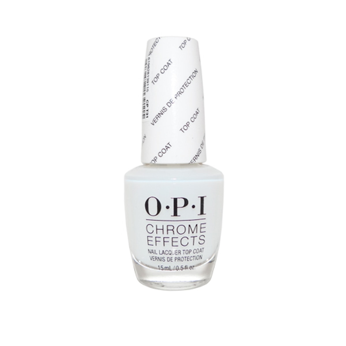 """OPI Chrome Effects Nail Lacquer in """"Top Coat #CPT31"""""""