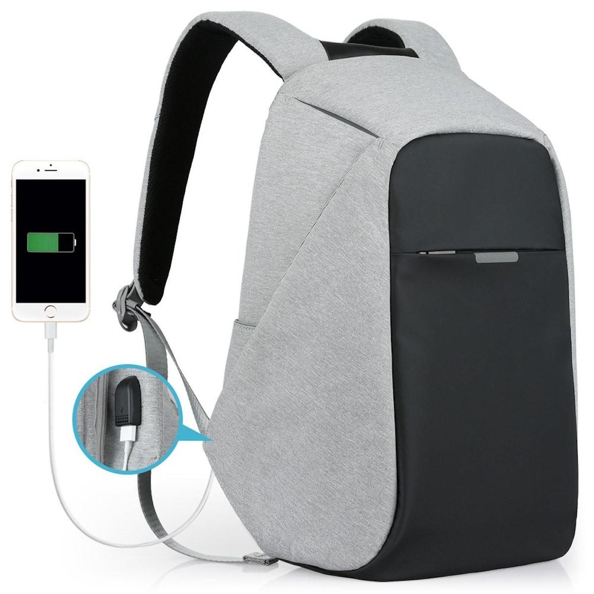 Oscaurt Anti-theft Travel Backpack