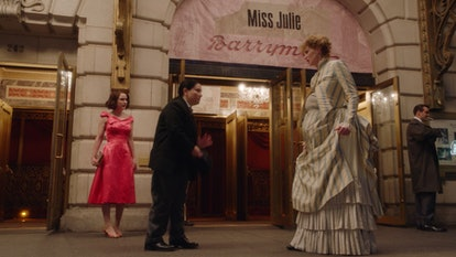 Susie calls out Sophie in Mrs. Maisel for bombing her own chance at being a serious actor.