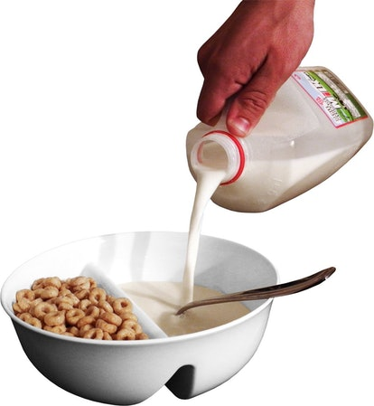 Just Solutions! Just Crunch Anti-Soggy Cereal Bowl