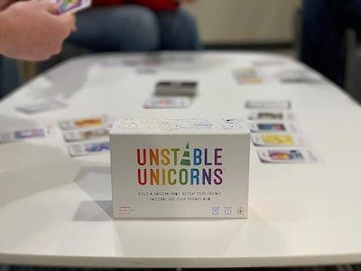 Unstable Unicorns Card Game