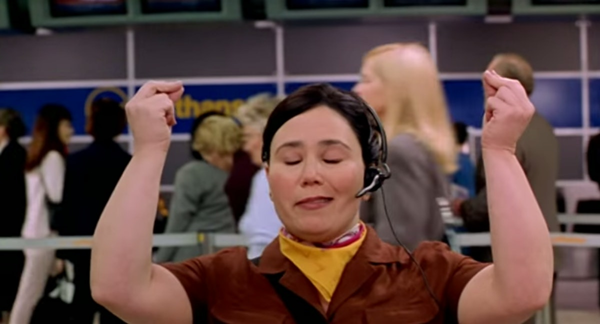 Mrs. Ungermeyer In 'The Lizzie McGuire Movie'