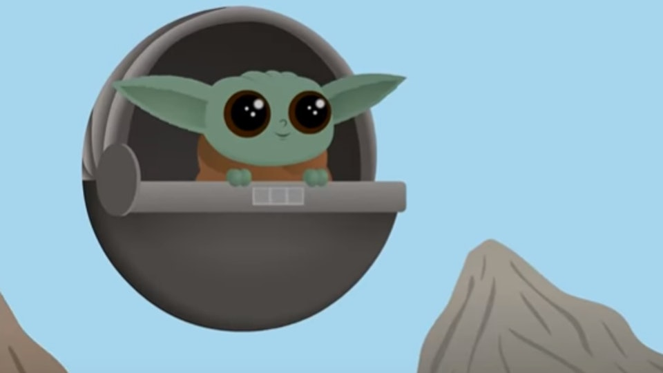 Musicians are sharing their love of Baby Yoda with tribute songs on YouTube