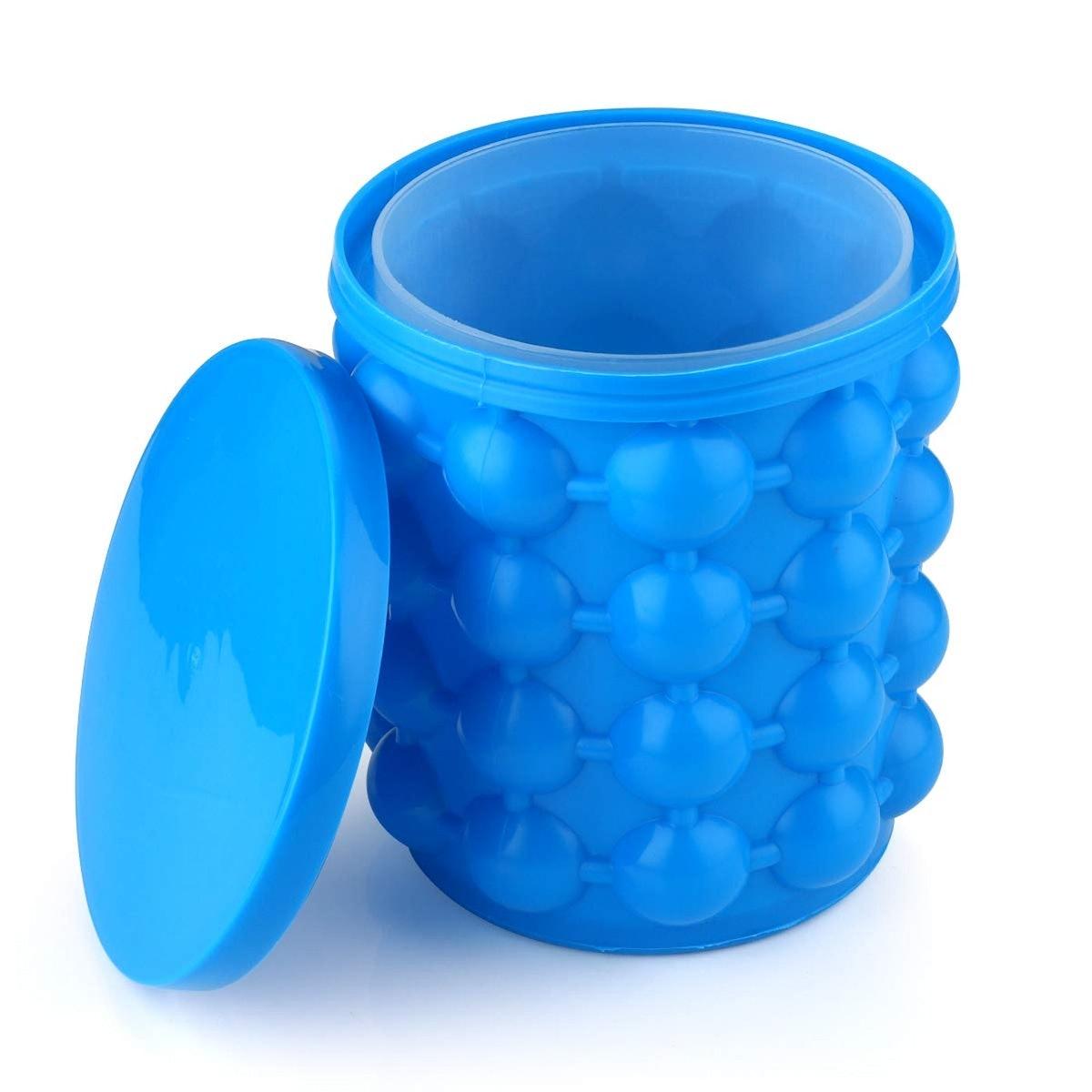 Besmon Silicone Ice Bucket & Ice Mold