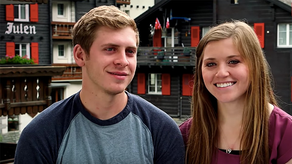 Joy-Anna Duggar shared fun facts about Austin Forsyth in honor of his 26th birthday.