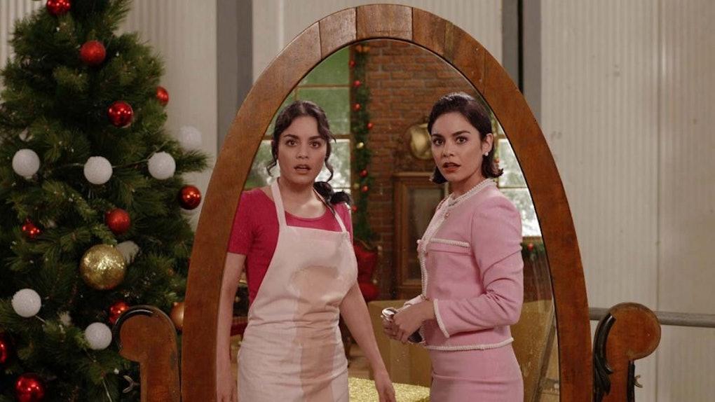 Vanessa Hudgens in 'The Princess Switch'
