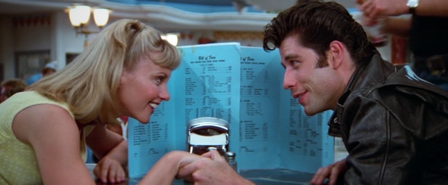 Olivia Newton-John and John Travolta 'Grease' Netflix