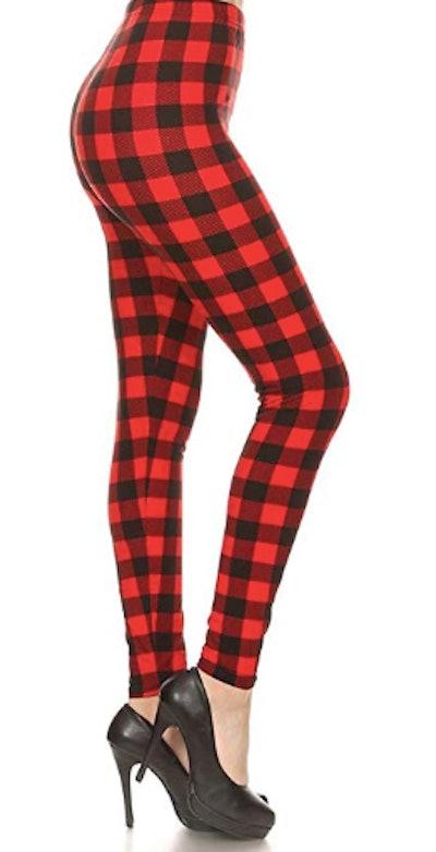 Leggings Depot High-Waisted Fashion Leggings