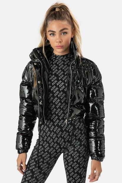 Bianca Cropped Puffer Jacket