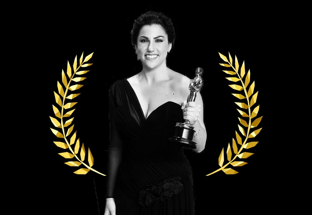 Director Rayka Zehtabchi won the Oscar for Best Documentary Short in 2019 for her film 'Period.'