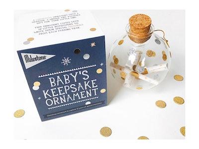 Maisonette Baby Ornament Keepsake