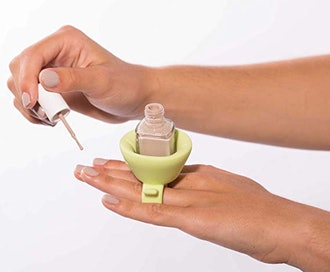 Tweexy Wearable Nail Polish Bottle Holder