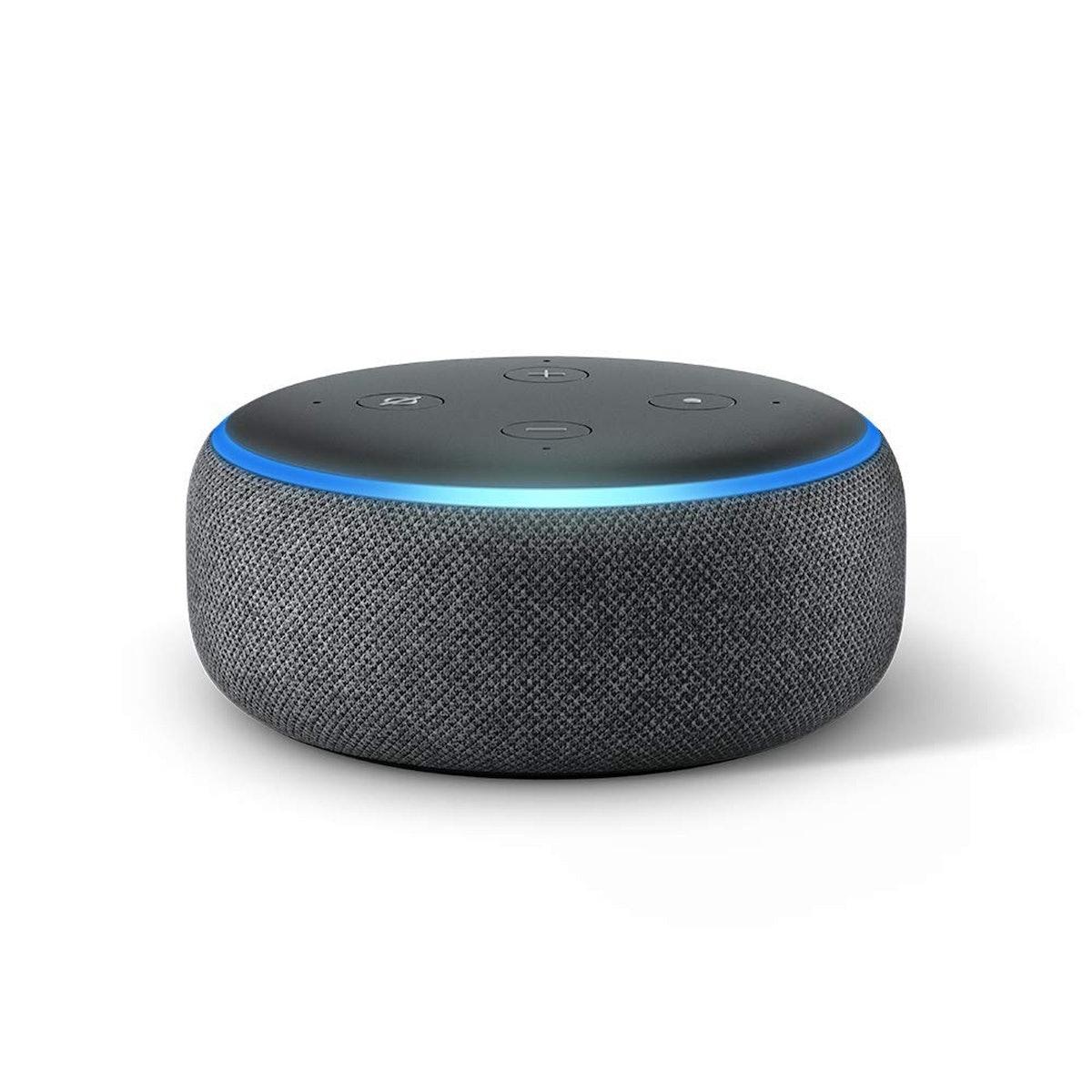 Echo Dot (3rd Gen) - Smart speaker with Alexa