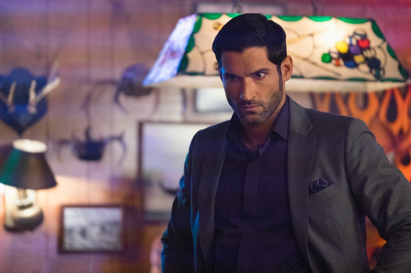 Lucifer appeared in the Arrowverse crossover.