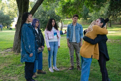 The kids of Marvel's Runaways say goodbye to each other in their last season.