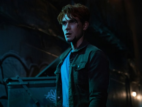 KJ Apa as Archie in 'Riverdale' Season 4
