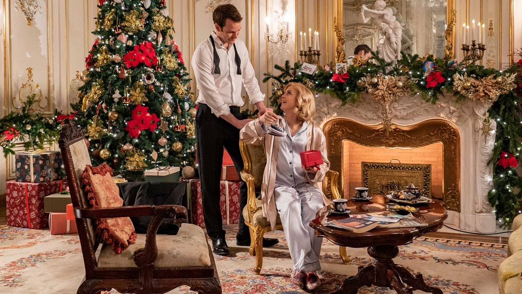 Christmas Prince: Baby