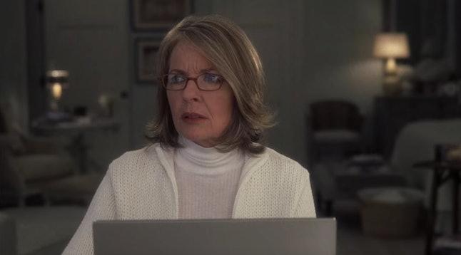 Diane Keaton 'Something's Gotta Give' Netflix