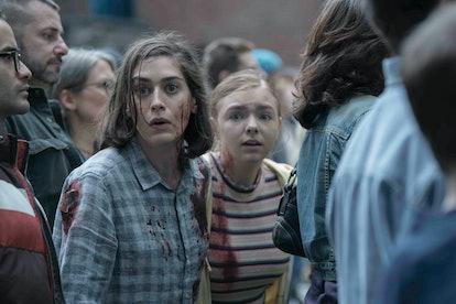 Annie and Joy in Castle Rock Season 2