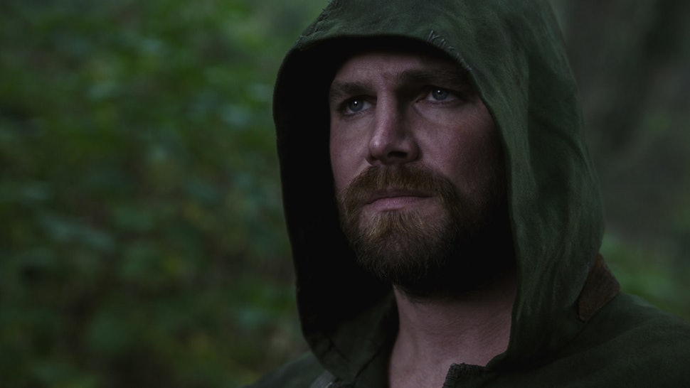 Oliver Queen could be the key to solving Crisis.