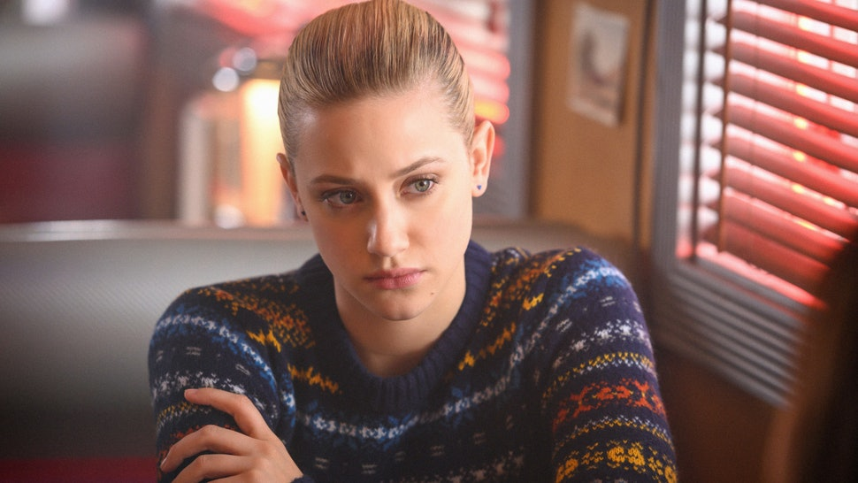 Betty on Riverdale