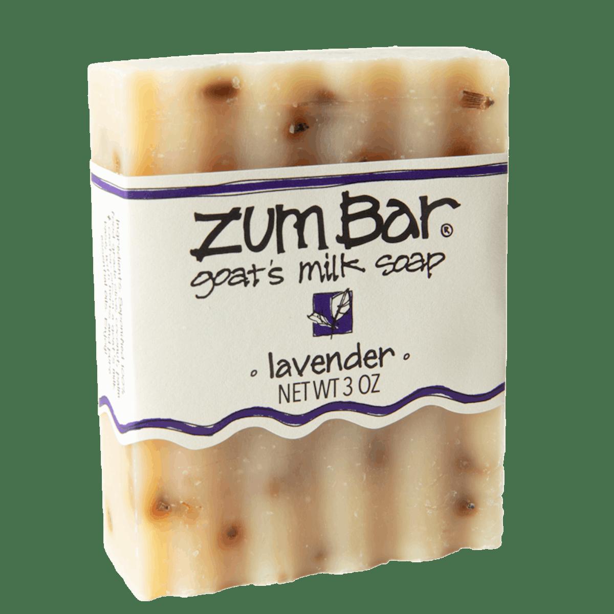 Lavender Zum Bar Goat's Milk Soap